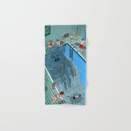 Pool Hand & Bath Towel