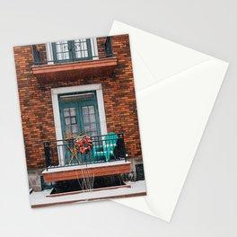 Petite neige Stationery Cards