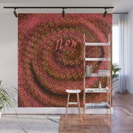NOW Wall Mural