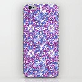 Cracked Oriental Ornate Pattern iPhone Skin