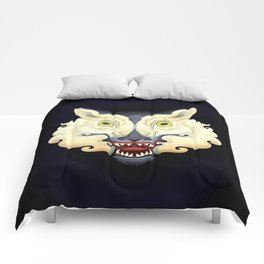 Wolf Lamb Comforters