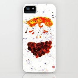 Monster Series = E__Yo iPhone Case