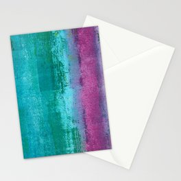Abstract No. 187 Stationery Cards