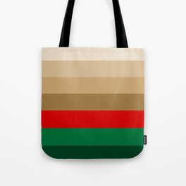 Coffee Irish Flavored Liqueur with Cream - Abstract Tote Bag