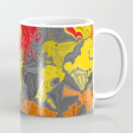 Oil colored rocks 04 Coffee Mug
