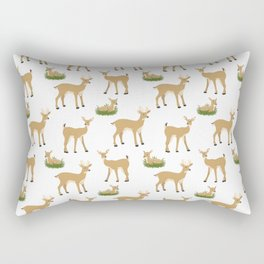 White-tailed Deer Rectangular Pillow
