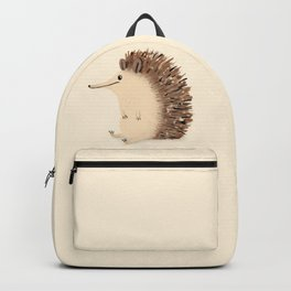 Happy Hedgehog Sketch Backpack