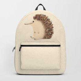 Happy Hedgehog Sketch Backpack