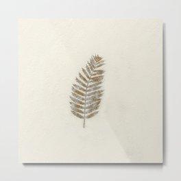 Fern by kathy Morton Stanion Metal Print