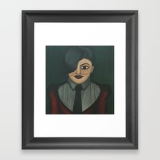 PowerHouse Framed Art Print