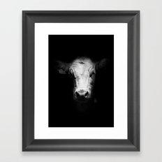 Cow 3141 Framed Art Print