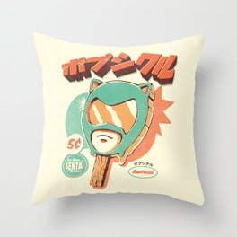 Sentai Ice Pop Throw Pillow