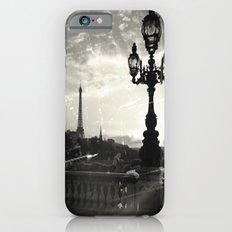 Mysterious Paris iPhone 6s Slim Case