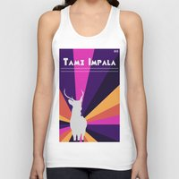 lsd Tank Tops featuring Tame Lsd by OEVB