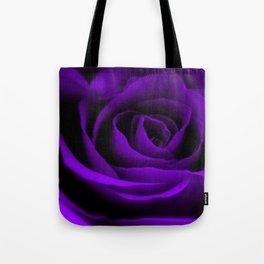 A Purple Rose Tote Bag