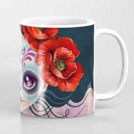 Amelia Calavera - Sugar Skull Coffee Mug