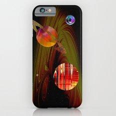 solar system I iPhone 6s Slim Case