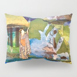 Tending to the Soul Pillow Sham