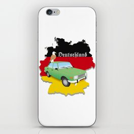 Germany Emblem iPhone Skin