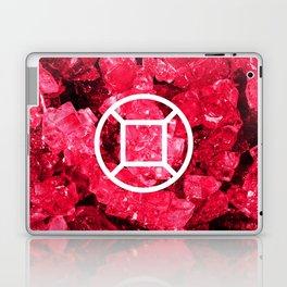 Ruby Candy Gem Laptop & iPad Skin