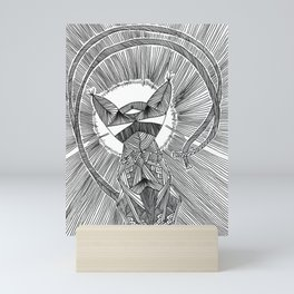 Felis Umbra Mini Art Print