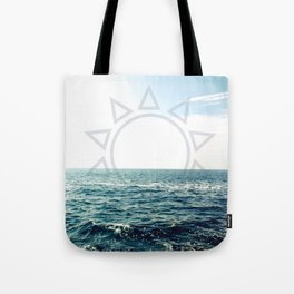 Water Vibes Tote Bag