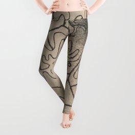 Paul Klee - Never Ending Leggings