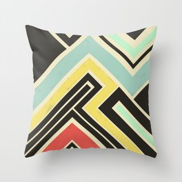 STRPS III Throw Pillow