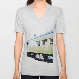 Union Pacific Unisex V-Neck