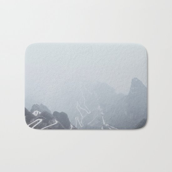 Tianmen Mountain, China Bath Mat