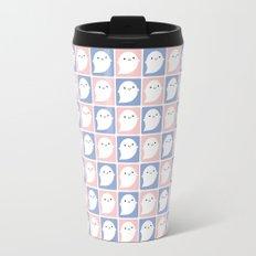 Kawaii Little Ghosts Travel Mug