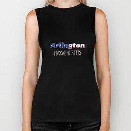 Arlington Massachusetts Biker Tank