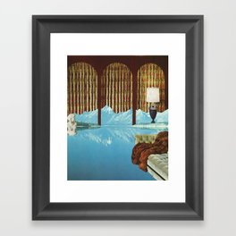 Natural Living 3 Framed Art Print