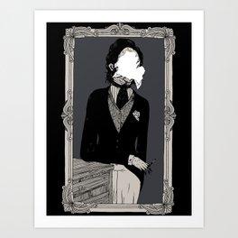 Picture of Dorian Gray - oscar wilde Art Print