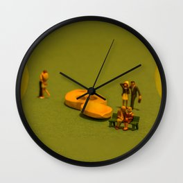 Dreaming Of Love Gone By Wall Clock