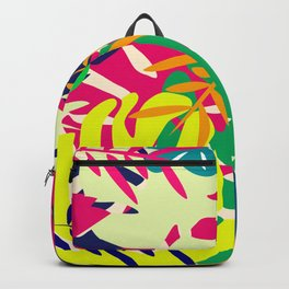 Tropical voyage Backpack