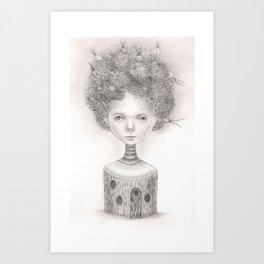 Tree #2 Art Print
