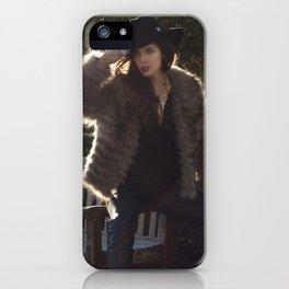 Fashion 1 iPhone Case