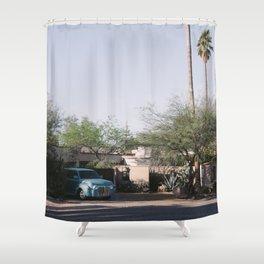 Barrio Hideout Shower Curtain