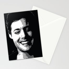 Jensen Ackles Poster Stationery Cards