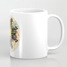 Tiger Emblem Coffee Mug