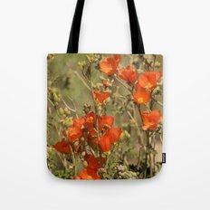 Desert Wildflower - 4 Tote Bag