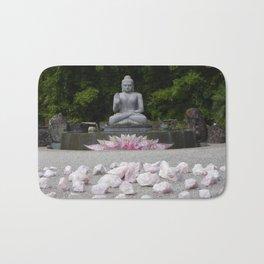 A Vision Of Inner Peace Bath Mat