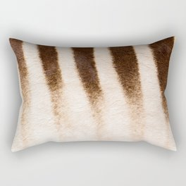 Zebra - Africa - #society6 #buyart #decor Rectangular Pillow