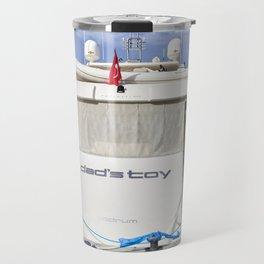Ferretti 881 Powerboat Travel Mug