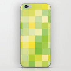 Rando Color 1 iPhone & iPod Skin