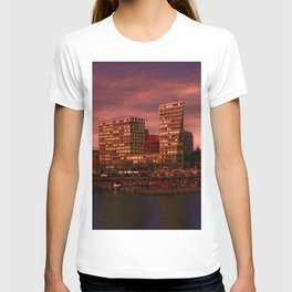 Liverpool One and Salt house Dock T-shirt