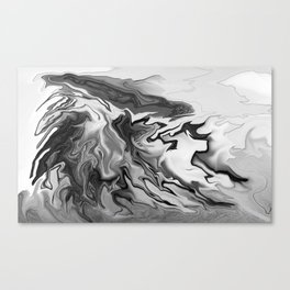 Arezzera Sketch #778 Canvas Print