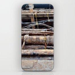 Below iPhone Skin