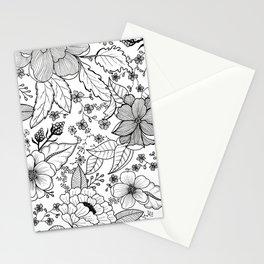 Black + White Stationery Cards